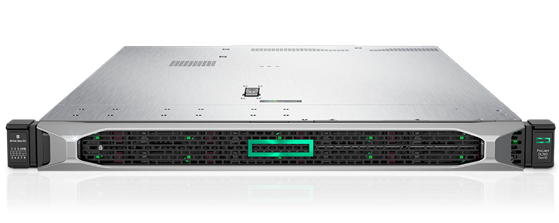 HPE DL360 Gen10 4110, 16G, 2 x 300GB 15k SAS