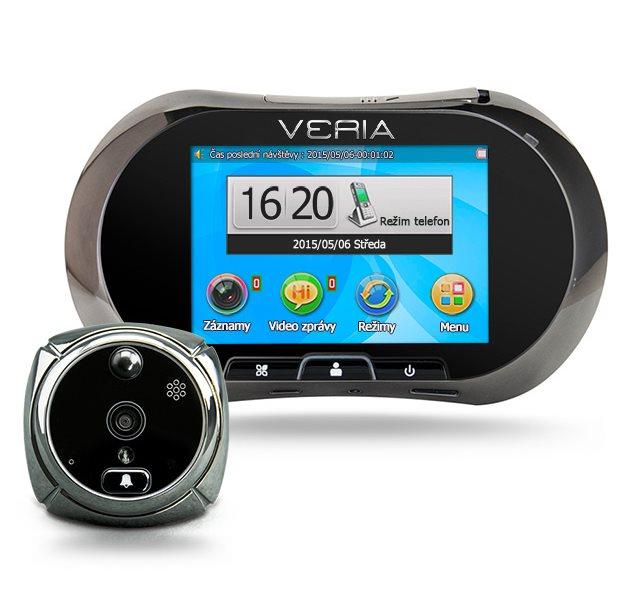 Dveřní kukátko digitální VERIA DDK 5090S GSM