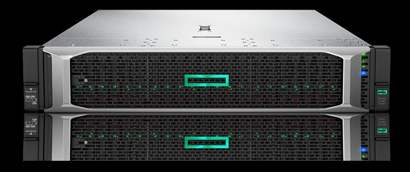 HPE DL380 Gen10 3106, 16G, 2x300GB SAS, DVD-RW