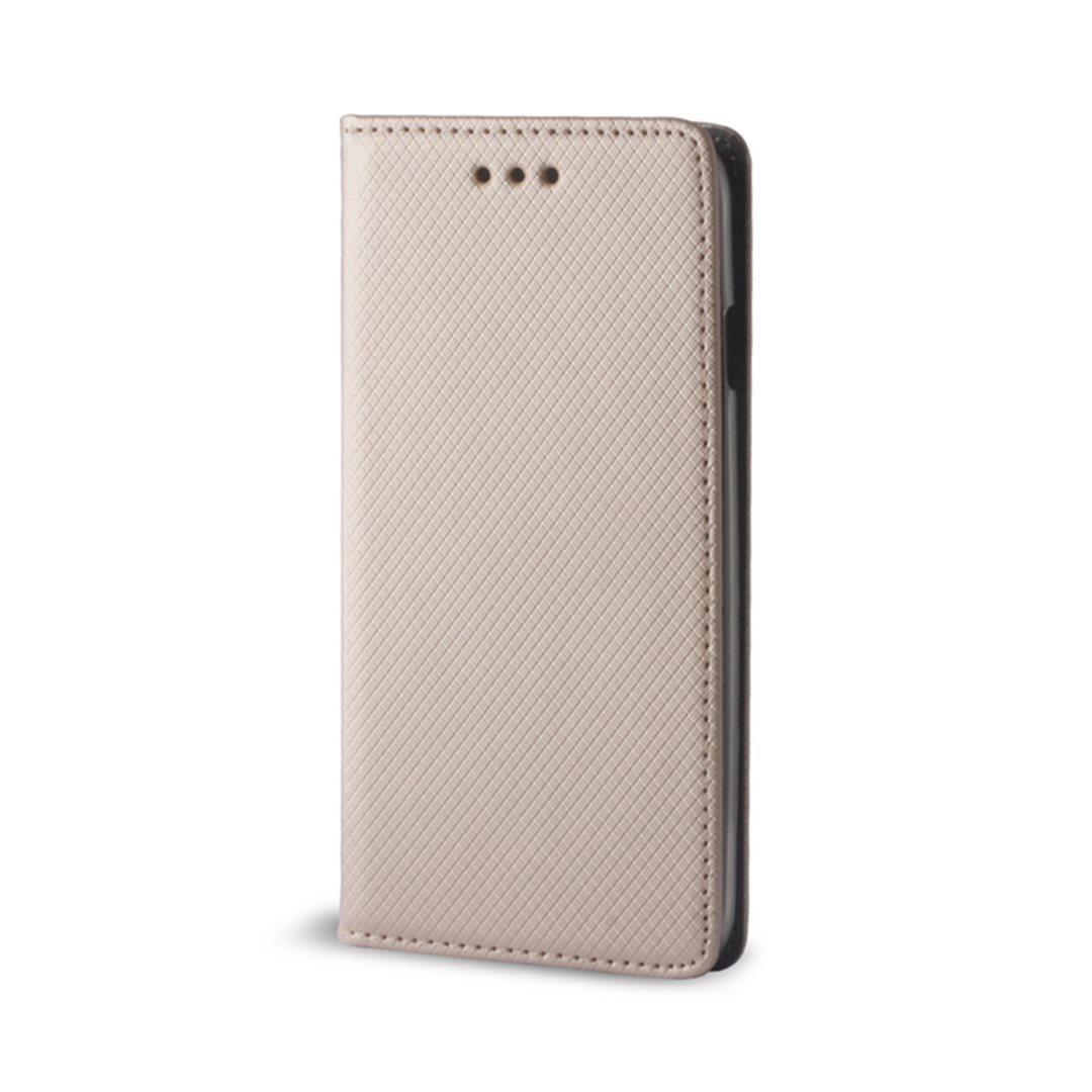 Pouzdro s magnetem Xiaomi Redmi 4X gold