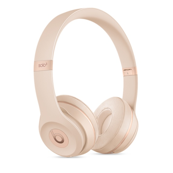 Beats Solo3 Wireless On-Ear Headphones - MatGold