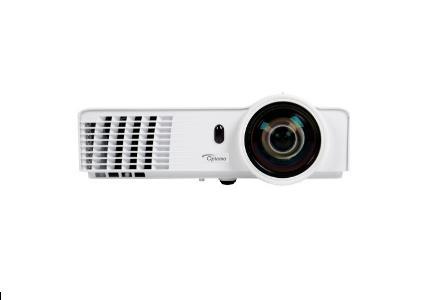 Projektor Optoma W305ST DLP; WXGA; Full 3D, 3200; 15000:1
