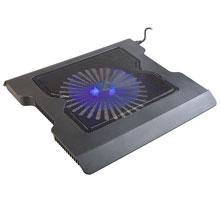 Tracer Airstorm chladicí podložka pod notebook do 15'', 2x USB