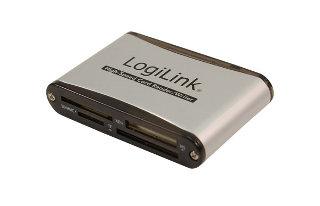 LOGILINK - Externí čtečka paměťových karet USB 2.0 56v1