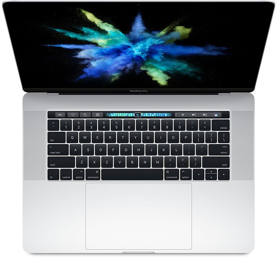 MacBook Pro 15-inch with Touch Bar Core i7 2.7GHz/16GB/1TB/Radeon Pro - Silver E