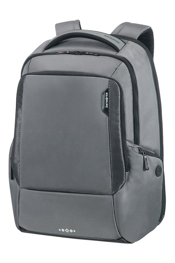 Backpack SAMSONITE 41D18104 17,3'' CITYSCAPE comp, doc, tblt, pckts, exp. grey