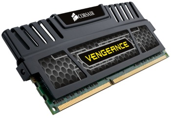Corsair Vengeance 32GB (Kit 4x8GB) 1866MHz DDR3 ,CL10, chladič, XMP 1.3