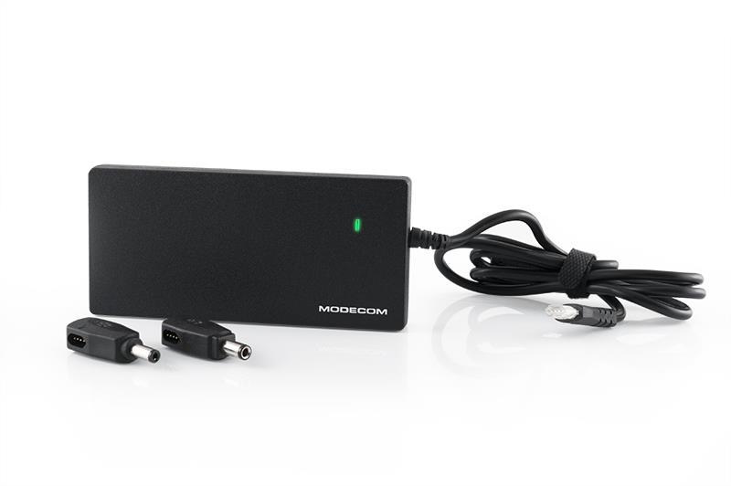 Modecom ROYAL MC-D90TO adaptér pro notebooky TOSHIBA, SLIM AC 90W, tenký