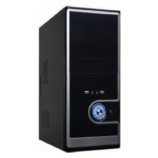 WE PC Case Miditower ATX 400W PC-3029