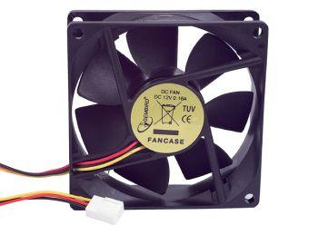 Gembird ventilátor pro PC case 80mm * 80mm * 25mm