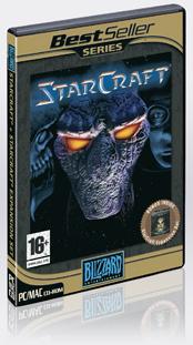 StarCraft 1 GOLD PC EN