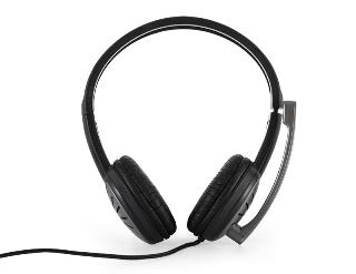 Modecom sluchátka MC-816 (černá)