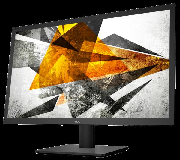 Monitor AOC E2275SWQE 22inch, D-Sub/HDMI/DP,
