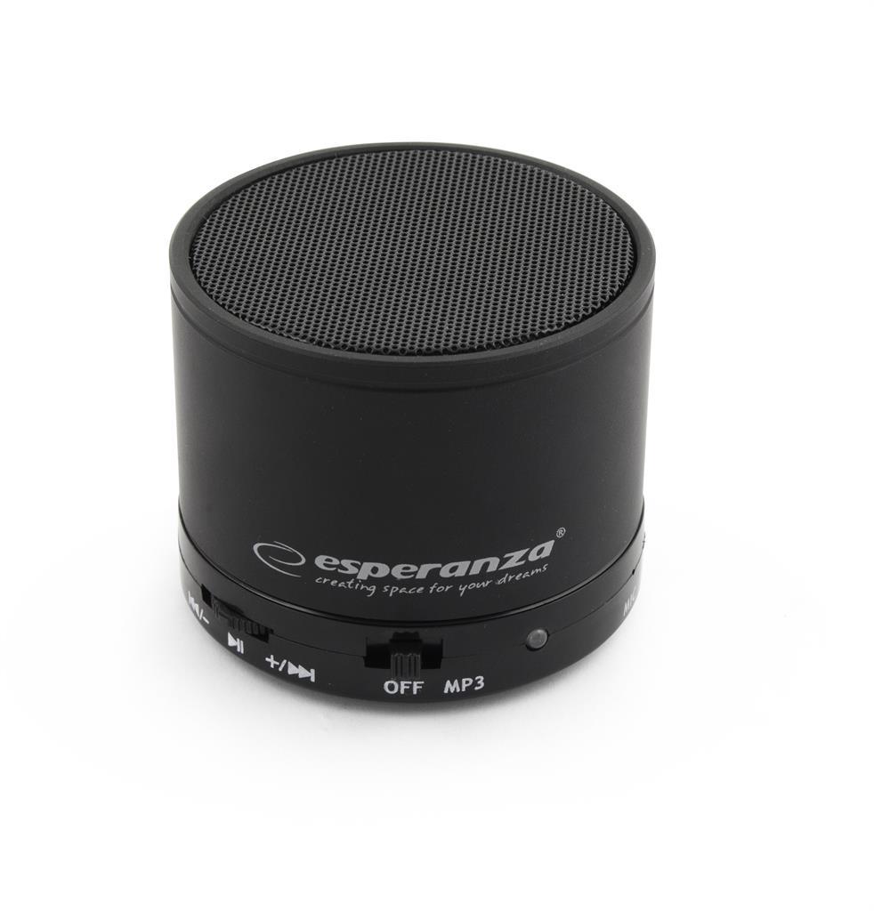 Esperanza EP115K RITMO Bluetooth reproduktor, černý