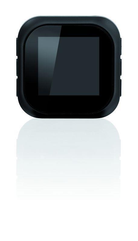 I-BOX MP4 přehrávač RUNNER 4GB, černý, bez CZ návodu
