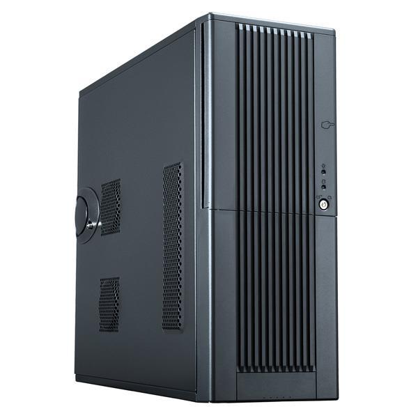 Chieftec PC skříň Uni LBX-02B-U3-OP, EATX, bez zdroje (černá)