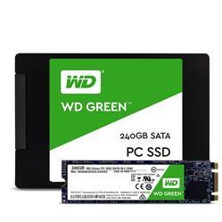 """WD SSD 120G GREEN SATA III 2.5"""" 3D NAND 7mm (čtení/zápis: 500/400MB/s)"""