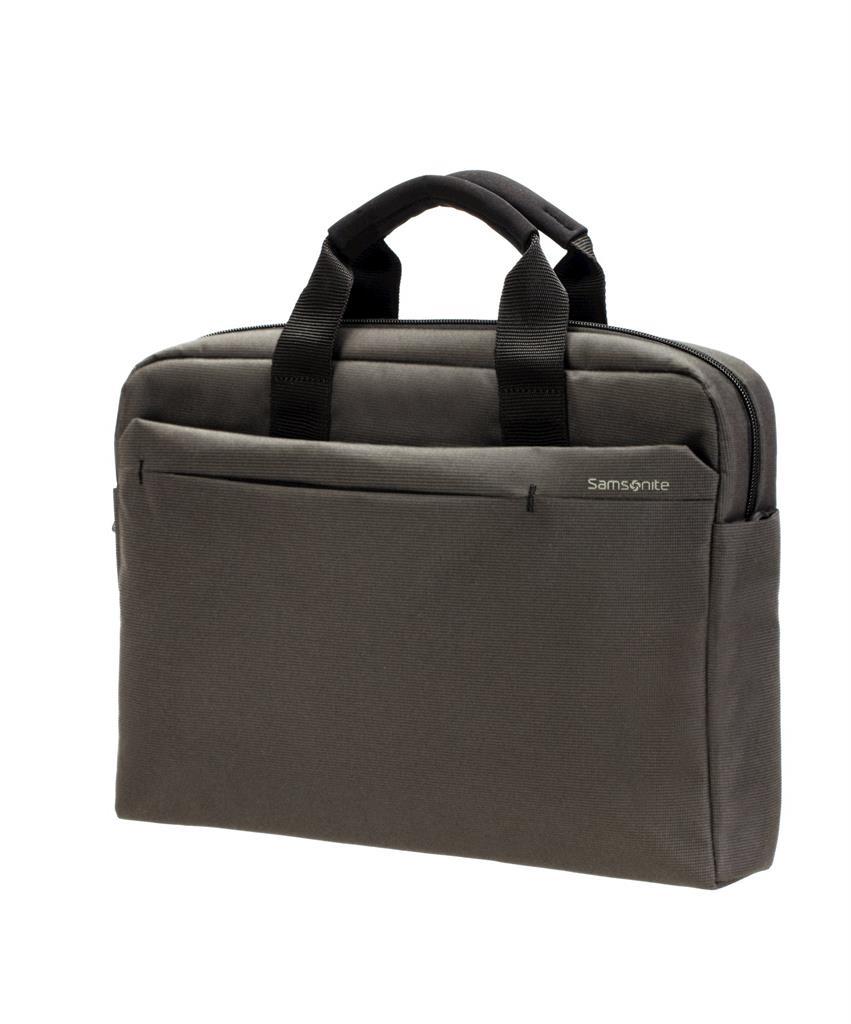 Case SAMSONITE 41U18005 17,3'' NETWORK2 computer, 2x pocket, toploader, black