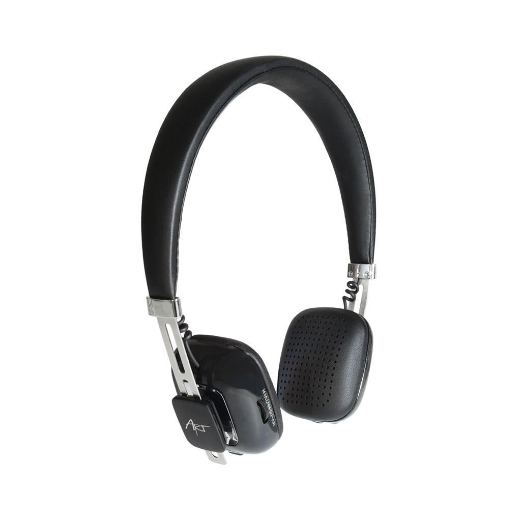 ART Bluetooth Headphones with microphone AP-B24 black