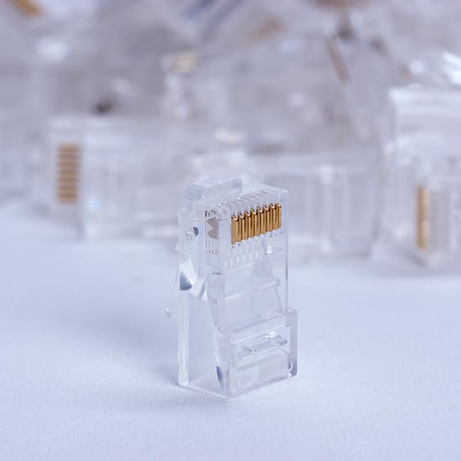 DigitalBox START.LAN zástrčka RJ-45 Cat 5e pro lanko - 100 ks