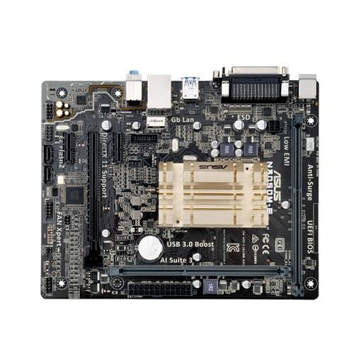 ASUS N3050M-E, N3050, DualDDR3-1600, SATA3, HDMI, D-Sub, mATX