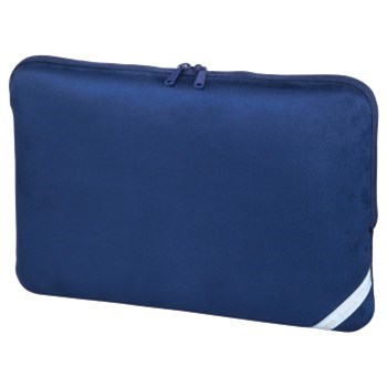 "Hama obal na notebook Velour, 40 cm (15.6""), indigo modrá"