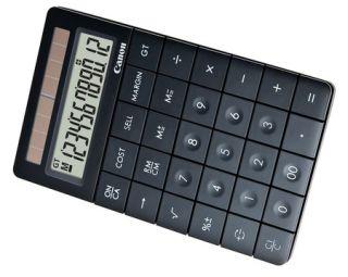 Kalkulačka Canon X Mark I černá