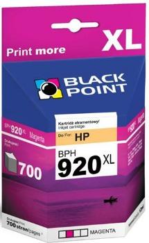Ink Black Point BPH920XL   Magenta   12 ml   700 p.   HP CD973AE