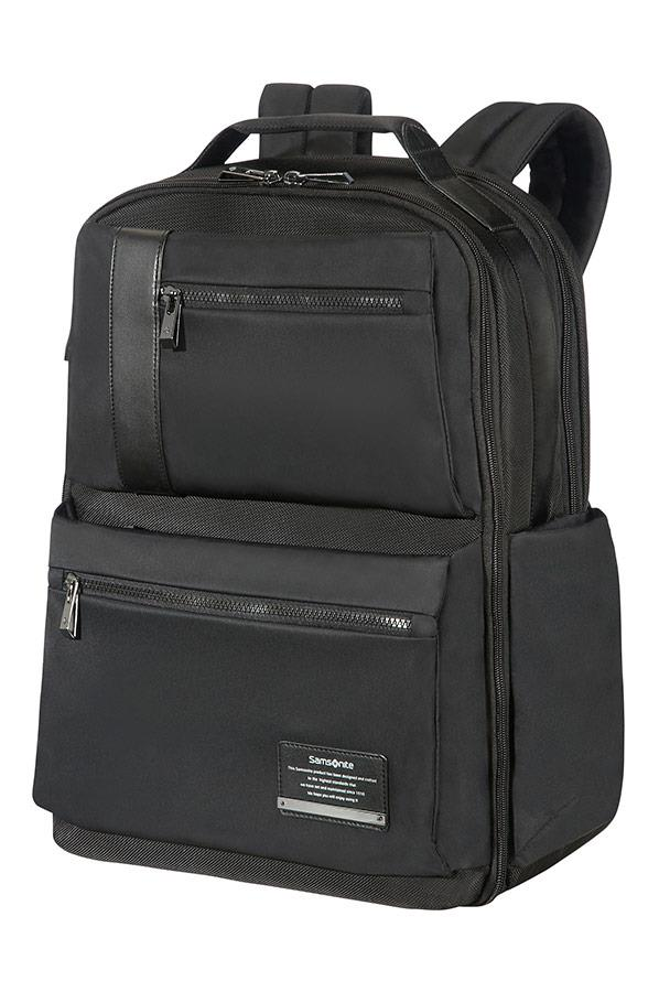 Backpack SAMSONITE 24N09004 17,3''Openroad,comp,doc, tblt, pock, jet black