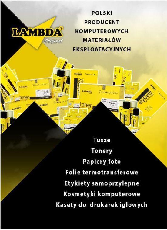 Lambda Toner černý | 7713 weby | Q7553X