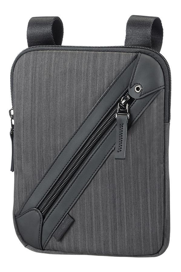 Crossover SAMSONITE 60D18001 7'' HIPSTYLE1 tablet, pockets, black