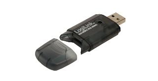 LOGILINK - Čtečka karet SD/MMC USB 2.0