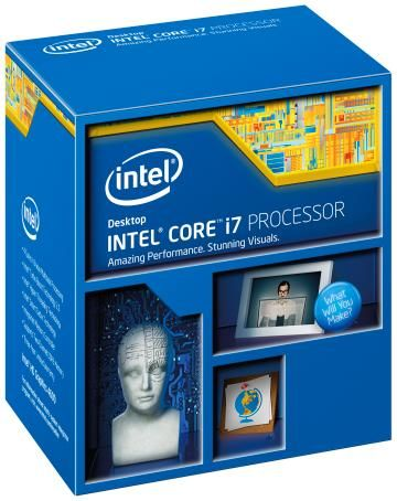 CPU INTEL Core i7-4771 BOX (3.5GHz, LGA1150, VGA)
