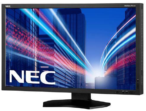 NEC LCD MultiSync PA272W 27'', AH-IPS, HDMI, DVI, DP, černý