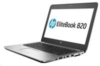HP EliteBook 820 G3 i5-6200U 12.5 FHD CAM, 4GB, 256GB SSD, ac, BT, NFC, FpR, backl. keyb, 3C LL batt, Win10Pro DWN7