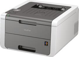 Brother HL-3140CW, LED tiskárna, 18 str./min., 64 MB RAM, WiFi, GDI