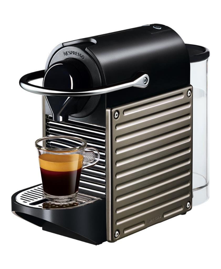 Coffee machine Krups XN3005 Nespresso Pixie | black