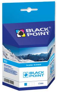 Ink cartridge Black Point BPBLC1000/970XLC | cyan | 26 ml | Brother LC1000/970C