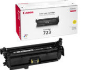 Toner Canon CRG723 (CRG-723Y) Yellow