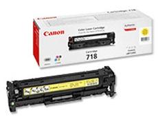 Toner Canon CRG-718Y [CRG718Y] | LBP7200/LBP7210/ LBP7660/ LBP7680