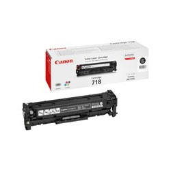 Toner Canon black CRG-718BK [CRG718BK] | LBP7200/LBP7210/ LBP7660/ LBP7680