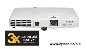 3LCD EPSON EB-1761W WXGA 2600 Ansi