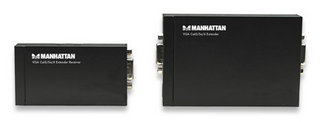 Manhattan VGA Cat5/5e/6 Extender with audio up to 300 m