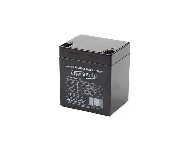 Energenie Rechargeable Gel Battery 12V/4.5AH