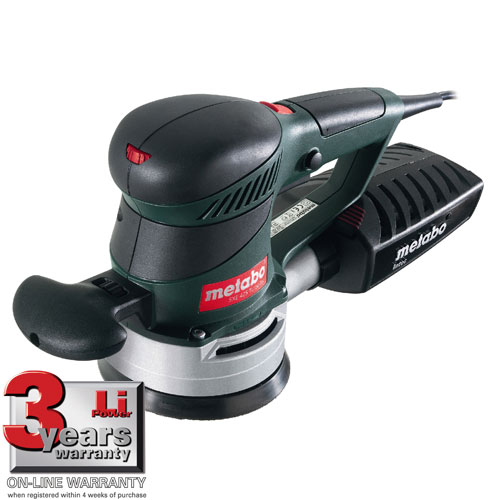 Bruska Metabo SXE 425 TurboTec