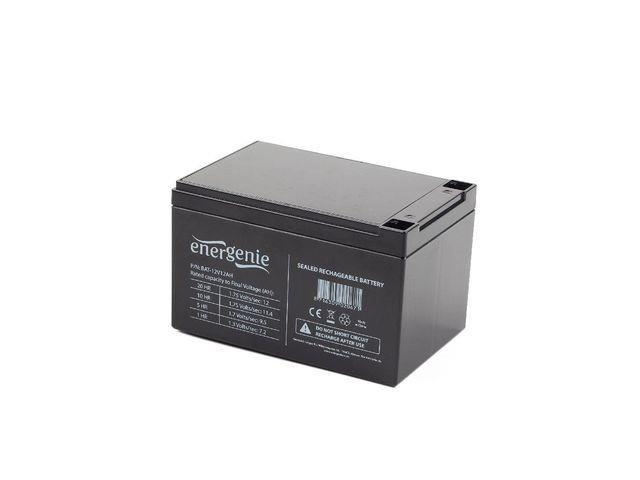 Energenie Rechargeable Gel Battery 12V/12AH