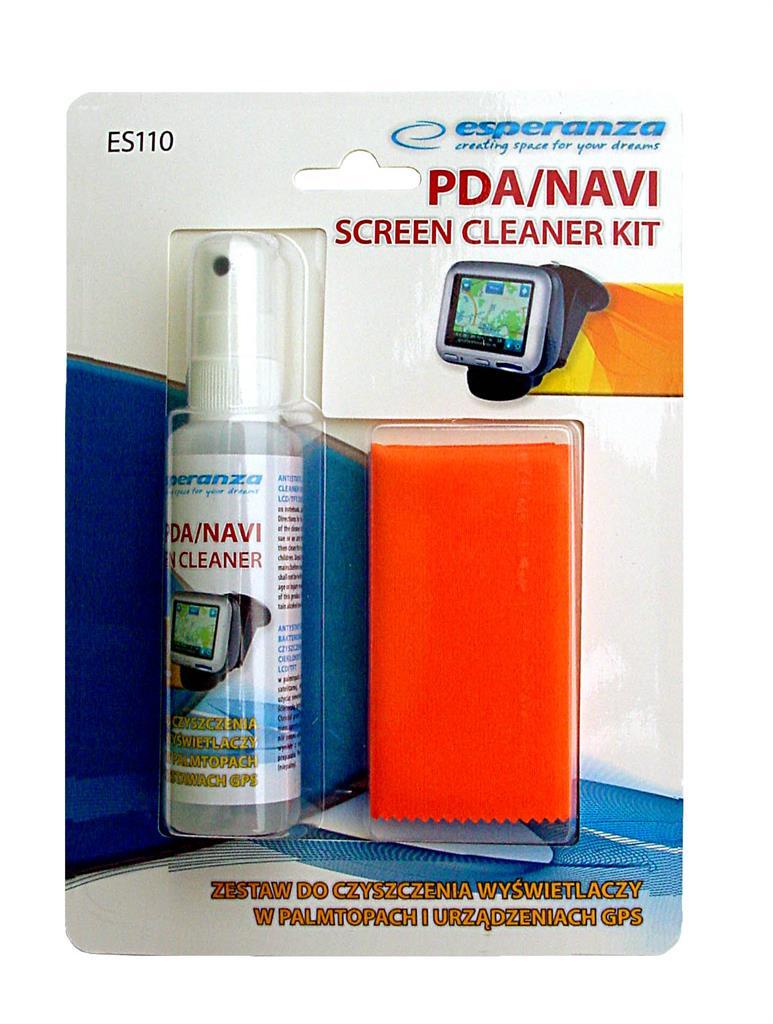 Esperanza ES110 Čisticí sada pro tablety/GSM/PDA/GPS
