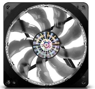 Cooler T.B. SILENCE UCTB12 12cm x 12cm x 2,5cm