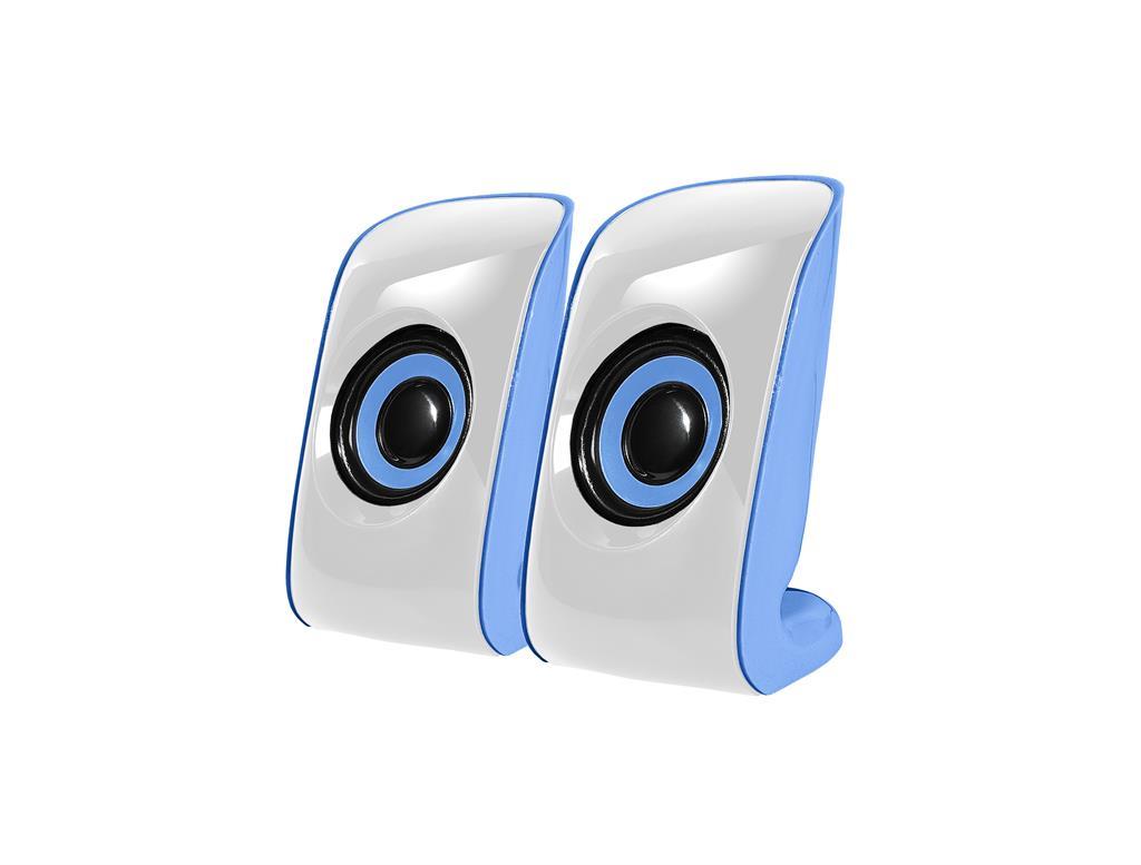 Tracer CHRONOS reproduktory 2+0 w/b USB