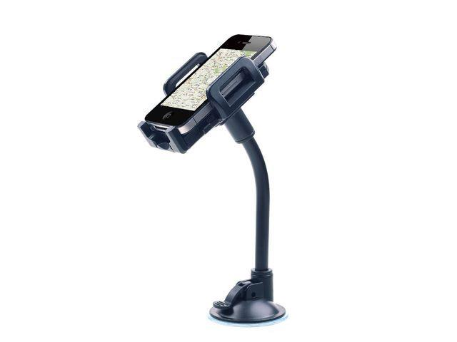 Gembird car smartphone holder with goose neck TA-CHW-02